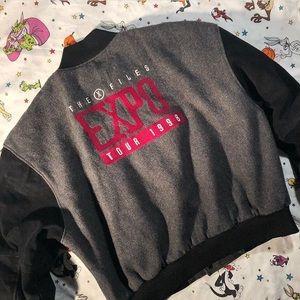 The X Files Expo Tour 1998 jacket